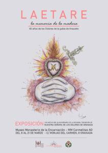 """Exposición """"Laetare - La memoria de la madera"""""""